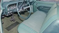 1961 Chevrolet Bel Air Bubble Top Tri-Power 348 CI, Factory Air presented as lot S176 at Houston, TX 2013 - thumbail image3