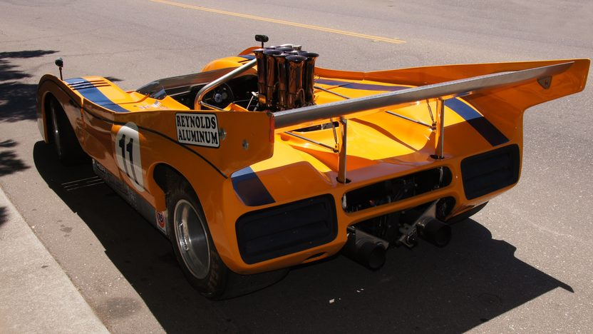 1971 Mclaren M8E Fully Restored with Original M8 Tub presented as lot S126.1 at Houston, TX 2013 - image3