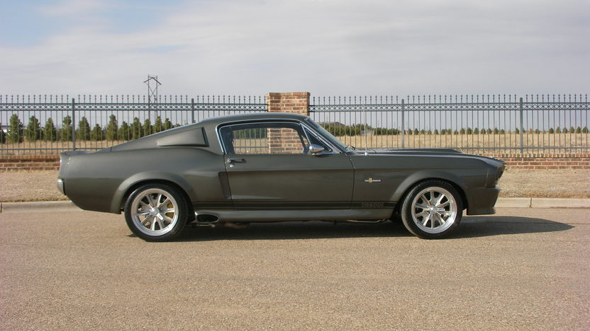 1968 Ford Mustang Eleanor Replica 5-Speed, Nitrous System presented as lot F254.1 at Houston, TX 2013 - image2
