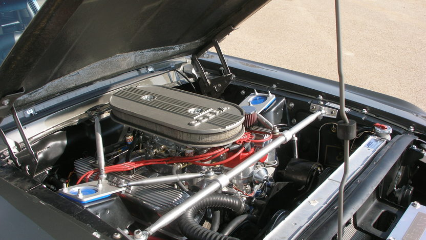 1968 Ford Mustang Eleanor Replica 5-Speed, Nitrous System presented as lot F254.1 at Houston, TX 2013 - image6