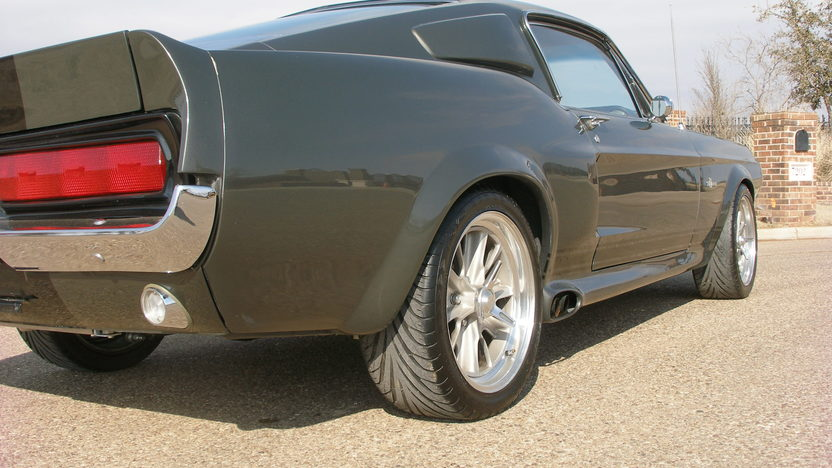 1968 Ford Mustang Eleanor Replica 5-Speed, Nitrous System presented as lot F254.1 at Houston, TX 2013 - image7