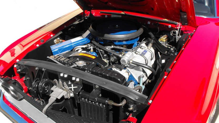 1969 Ford Mustang Boss 429 Fastback KK #1987, Original Drivetrain and Interior presented as lot S138.1 at Houston, TX 2013 - image5
