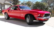 1969 Ford Mustang Boss 429 Fastback KK #1987, Original Drivetrain and Interior presented as lot S138.1 at Houston, TX 2013 - thumbail image10