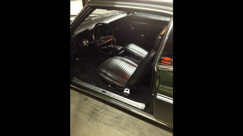 1969 Chevrolet Yenko Camaro Two Time Gold Spinner Award Winner presented as lot S128 at Houston, TX 2013 - image4