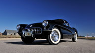 1956 Chevrolet Corvette Resto Mod Aluminum 414 CI, 4-Speed presented as lot S81.1 at Houston, TX 2013 - thumbail image12