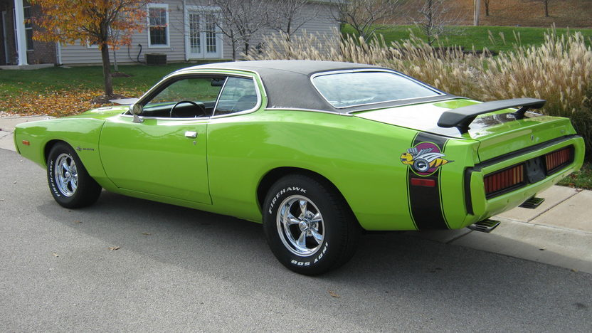 1973 Dodge Charger 440 CI, Automatic presented as lot F37.1 at Houston, TX 2013 - image3