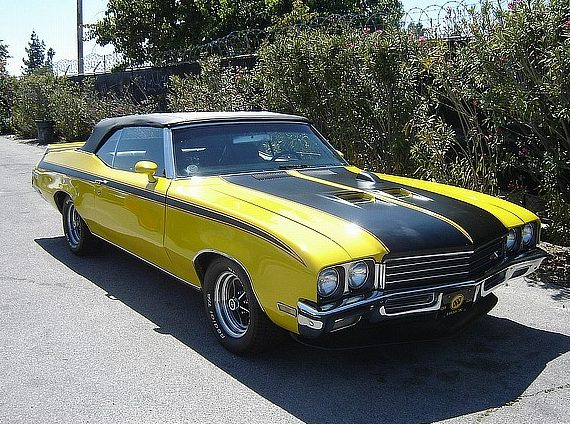 1971 Buick Skylark 455 CI, Automatic presented as lot S34.1 at Houston, TX 2013 - image7
