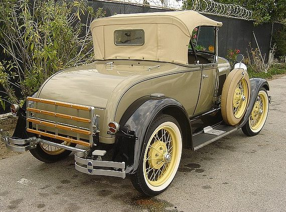 1929 Ford Roadster Pickup presented as lot T147 at Houston, TX 2013 - image5