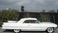 1962 Cadillac Deville Convertible 390/325 HP presented as lot T274 at Houston, TX 2013 - thumbail image2