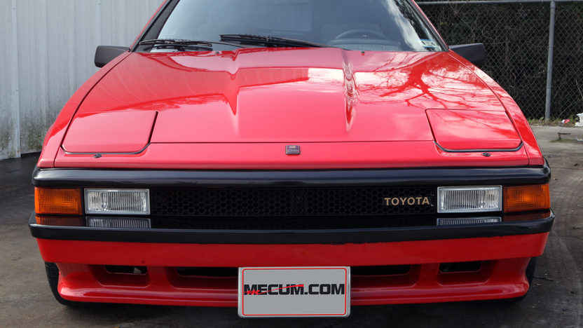 1984 Toyota Supra presented as lot T174 at Houston, TX 2013 - image12