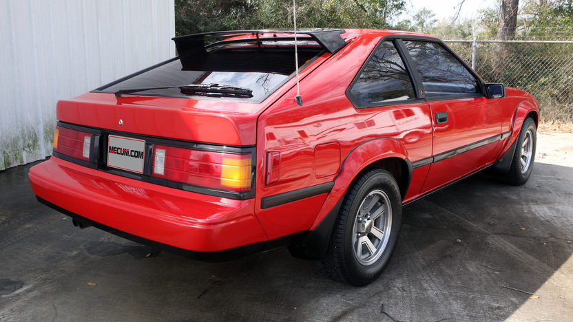 1984 Toyota Supra presented as lot T174 at Houston, TX 2013 - image3