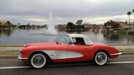 1958 Chevrolet Corvette 327 CI, 4-Speed presented as lot S20 at Houston, TX 2013 - thumbail image9