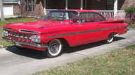 1959 Chevrolet Impala Hardtop 283 CI, Automatic presented as lot F240.1 at Houston, TX 2013 - thumbail image10