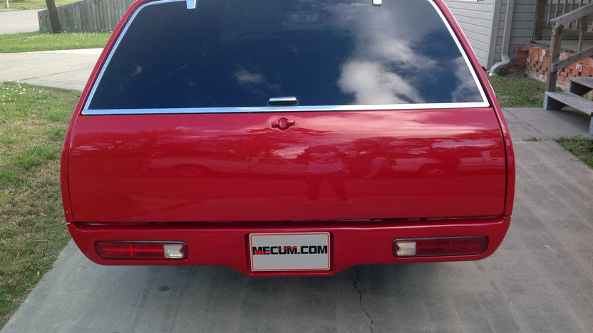 1980 Chevrolet Malibu Wagon 406 CI, Automatic presented as lot F9 at Houston, TX 2013 - image3
