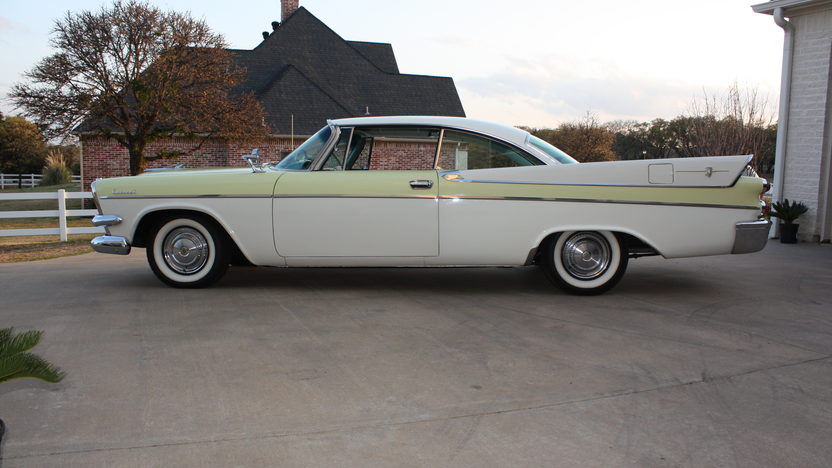 1957 Dodge Coronet 325/260 HP, Automatic presented as lot T258 at Houston, TX 2013 - image10