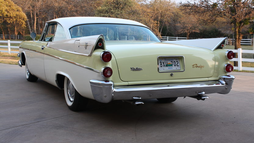 1957 Dodge Coronet 325/260 HP, Automatic presented as lot T258 at Houston, TX 2013 - image3