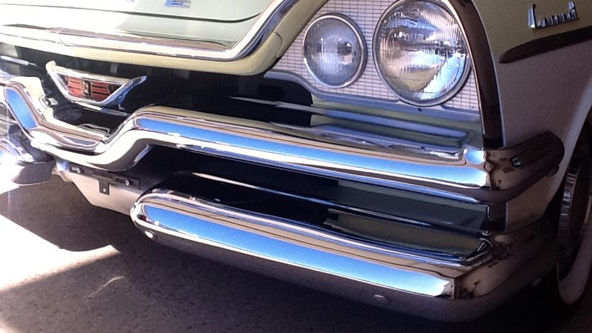 1957 Dodge Coronet 325/260 HP, Automatic presented as lot T258 at Houston, TX 2013 - image9