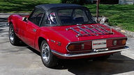 1971 Triumph Spitfire presented as lot T16 at Houston, TX 2014 - thumbail image3