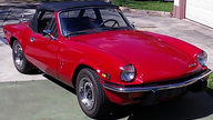 1971 Triumph Spitfire presented as lot T16 at Houston, TX 2014 - thumbail image5