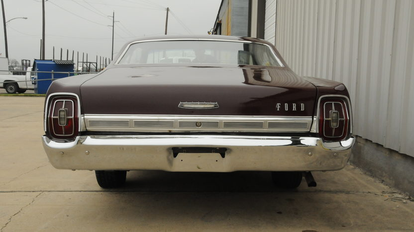 1967 Ford Galaxie 500 Fastback 289 CI, Automatic presented as lot T80 at Houston, TX 2014 - image3