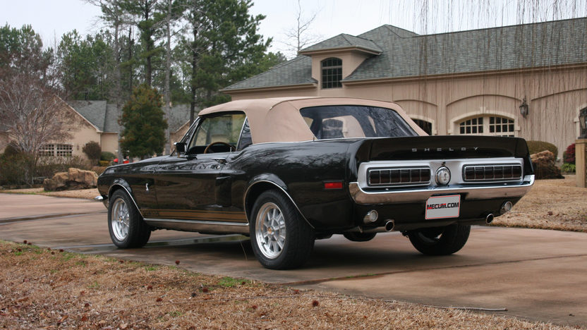 1968 Ford Mustang GT350 Replica 302 CI, 5-Speed presented as lot F240 at Houston, TX 2014 - image7