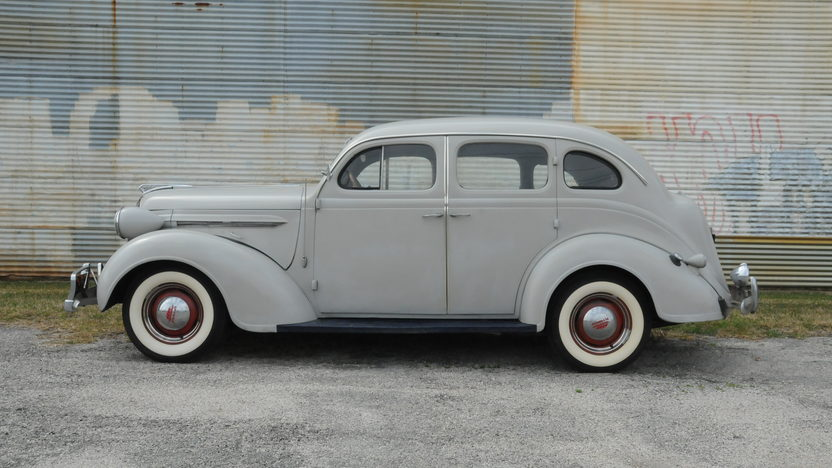 1937 Plymouth Touring Sedan 190 CI, 3-Speed presented as lot S64 at Houston, TX 2014 - image2