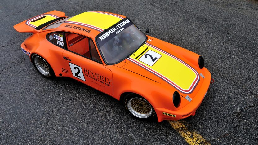 1974 Porsche 911S Race Car Driven by Paul Newman at Sebring in 1977 presented as lot S100 at Houston, TX 2014 - image11