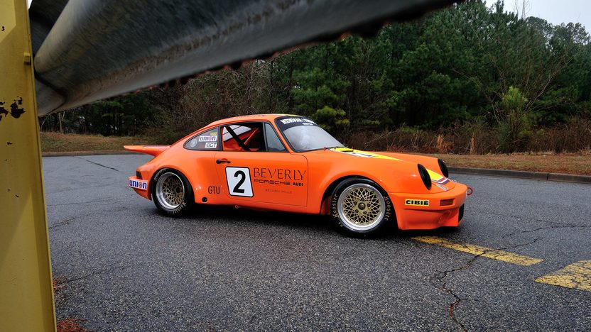 1974 Porsche 911S Race Car Driven by Paul Newman at Sebring in 1977 presented as lot S100 at Houston, TX 2014 - image12
