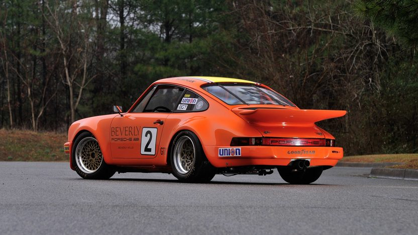 1974 Porsche 911S Race Car Driven by Paul Newman at Sebring in 1977 presented as lot S100 at Houston, TX 2014 - image3
