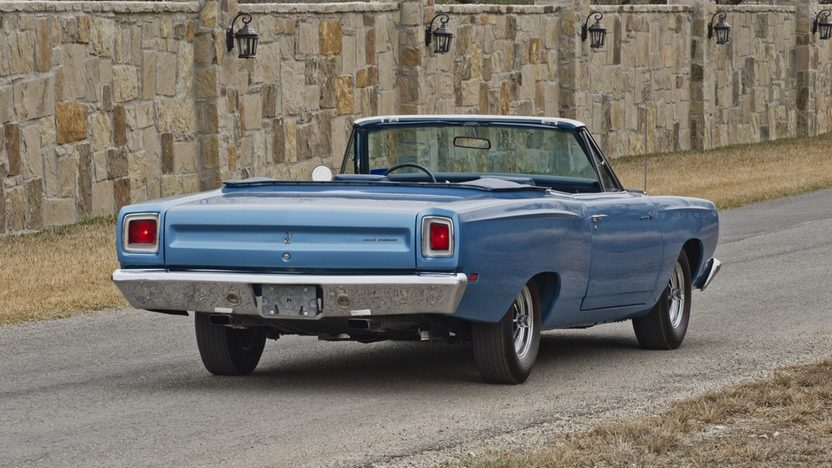 1969 Plymouth Road Runner Convertible 383/335 HP, Factory Air presented as lot S125 at Houston, TX 2014 - image2