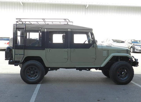 1968 Toyota FJ-44 5.3L, Warn Winch presented as lot S228 at Houston, TX 2014 - image2