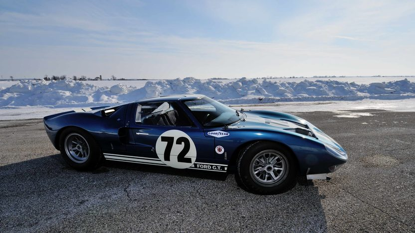 1964 Ford GT40 Prototype GT/104, Factory Team Car, Lightweight Chassis presented as lot S147.1 at Houston, TX 2014 - image2