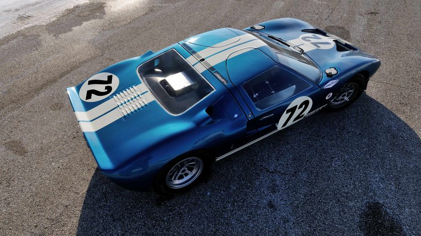 1964 Ford GT40 Prototype GT/104, Factory Team Car, Lightweight Chassis presented as lot S147.1 at Houston, TX 2014 - image3