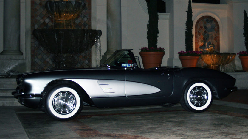 1961 Chevrolet Corvette Resto Mod LS2, 6-Speed presented as lot S205 at Houston, TX 2014 - image2