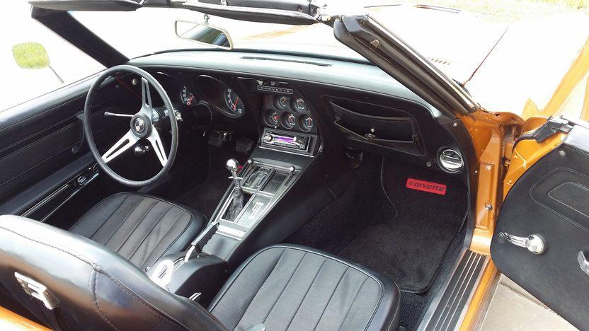 1972 Chevrolet Corvette Lt1 Convertible Mecum Houston