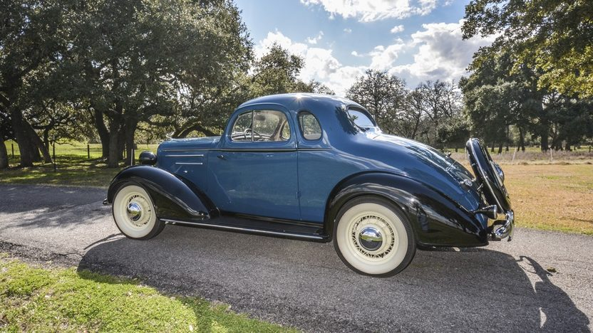 1935 chevrolet 5 window coupe mecum houston 2015 s179 for 1935 chevy 5 window coupe