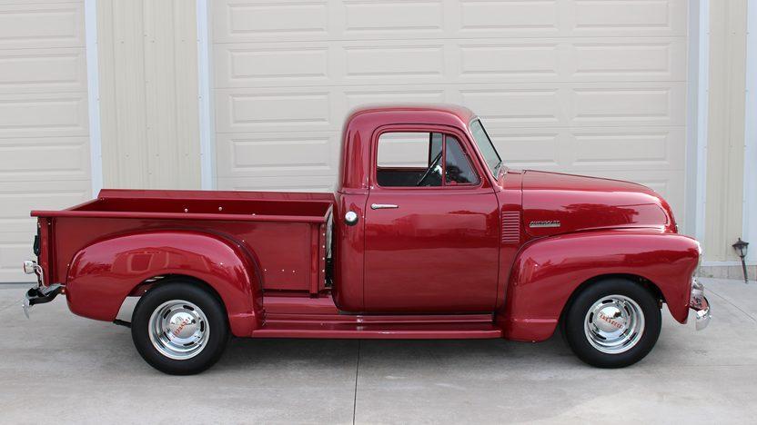 1953 Chevrolet 3100 Pickup 235 Ci  3