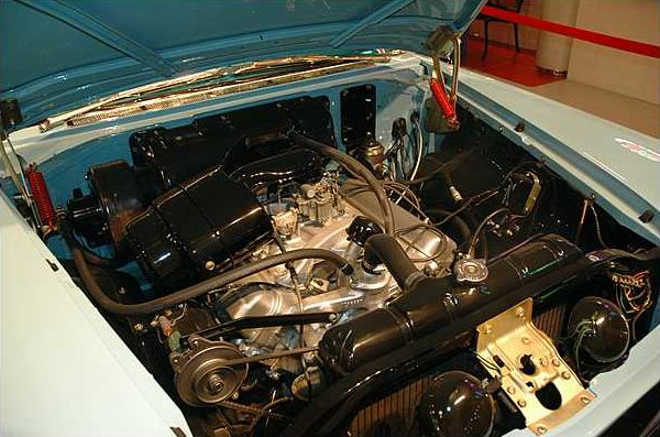 1957 Dodge Coronet Convertible 325/245 HP, Automatic presented as lot S16 at Branson, MO 2009 - image4