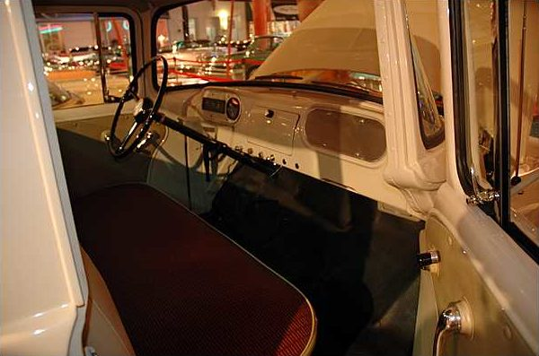 1957 Dodge Sweptside Pickup 315/204 HP, Automatic presented as lot S44 at Branson, MO 2009 - image3