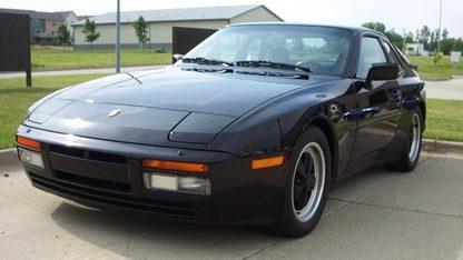 1986 Porsche 944 Turbo Coupe