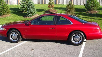 1997 Lincoln Mark VII