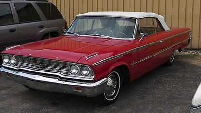 1963 Ford Galaxie Sedan