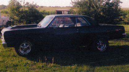 1964 Chevrolet Chevelle Hardtop
