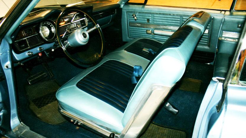 1967 mercury monterey convertible mecum des moines 2009 f18. Black Bedroom Furniture Sets. Home Design Ideas