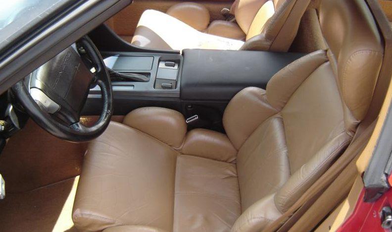 1991 Chevrolet Corvette Coupe 350 CI, Automatic presented as lot S64 at Des Moines, IA 2009 - image4