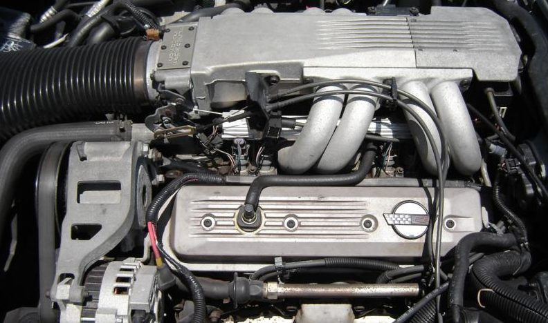 1991 Chevrolet Corvette Coupe 350 CI, Automatic presented as lot S64 at Des Moines, IA 2009 - image5