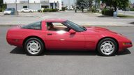 1991 Chevrolet Corvette Coupe 350 CI, Automatic presented as lot S64 at Des Moines, IA 2009 - thumbail image3