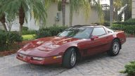 1987 Chevrolet Corvette Coupe 350/240 HP, 4-Speed Automatic presented as lot F94 at Des Moines, IA 2009 - thumbail image3