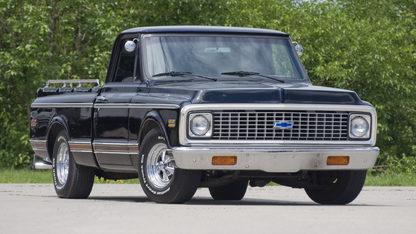 1971 Chevrolet Cheyenne Pickup