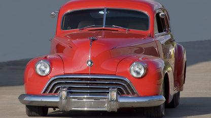 1948 Oldsmobile Street Rod Sedan